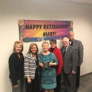 Retirement of Mary Aikens